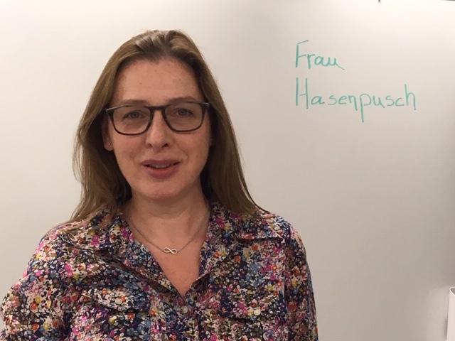 Introducing Frau Hasenpusch
